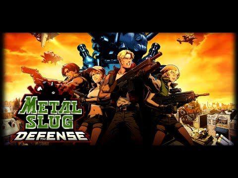 Juego METAL SLUG DEFENSE -  para cualquier celular y Tablet Android