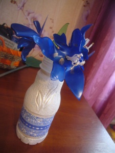 recycling crafts plastic bottle flowers