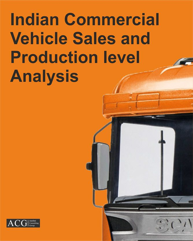 Indian Commercial Vehicle Model Level Forecast latest version of Model level Indian Commercial vehicle Sales, Export, and Production database