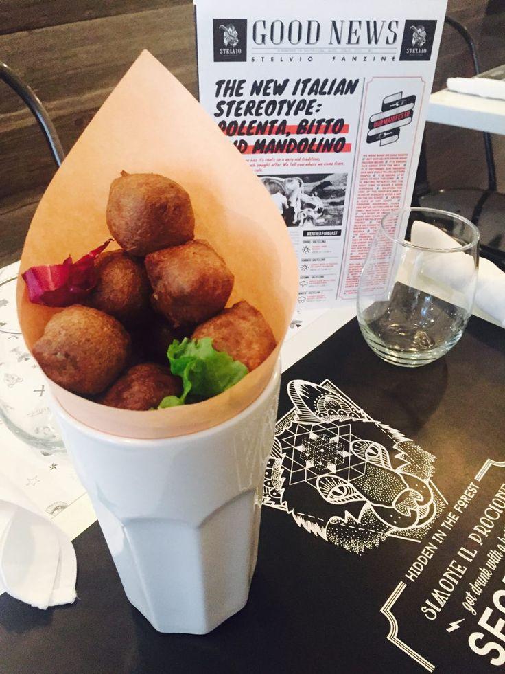 SCIATT http://on.fb.me/1FTKzzo #stelvio #toronto #queenstreetwest #goodfood #eating #foodgasm #foodporn #foodie #dinner #sciatt #valtellina #foodspotting