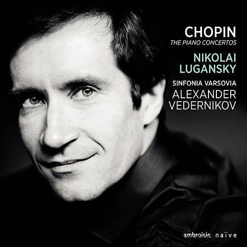 Chopin: The Piano Concertos de Nikolai Lugansky