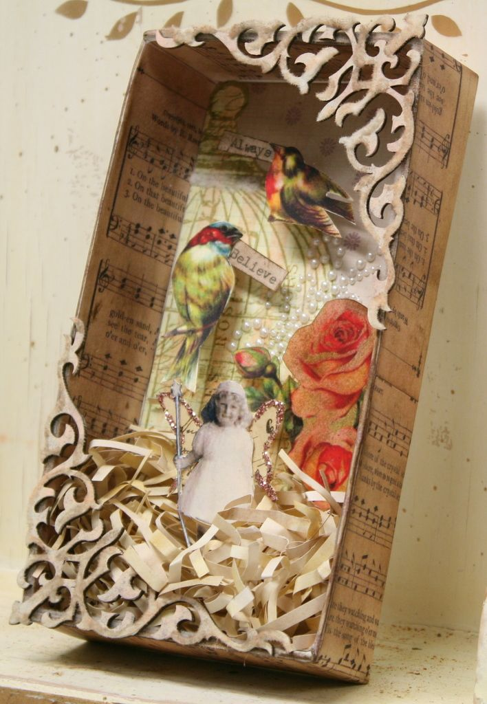 1000+ ideas about Altered Boxes on Pinterest | Cigar Boxes ...