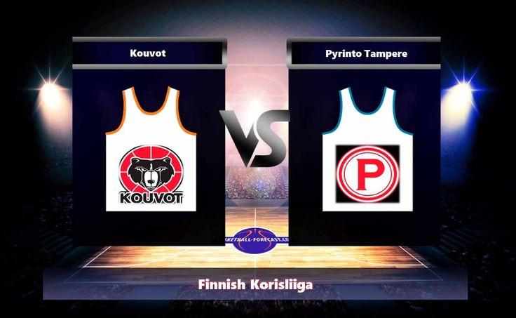 Kouvot-Pyrinto Tampere Nov 8 2017 Finnish Korisliiga Can Kouvot on the home ground beat the team Pyrinto Tampere. Kouvot-Pyrinto Tampere Nov 8 2017. In the last 10 matches Kouvot has won 7 triumphs and  In the previous 8 games Pyrinto Tampere has won 4 performances .   #basketball #bet #Brian_Asbury #Devonne_Giles #Finnish_Korisliiga #forecast #James_Sinclair #Jamie_Skeen #Joonas_Caven #Juan'ya_Green #Kenny_Manigault #Kouvot #Nov_8__2017 #Osku_Heinonen #Petri_Heinonen #pr