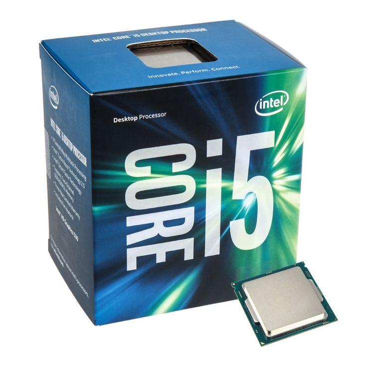 #Intel Core i5 6500 3.20 GHz Quad Core Skylake Desktop Processor