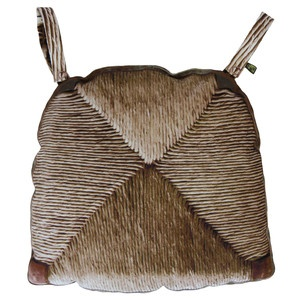 Chair Cushion Brown, £33, now featured on Fab.