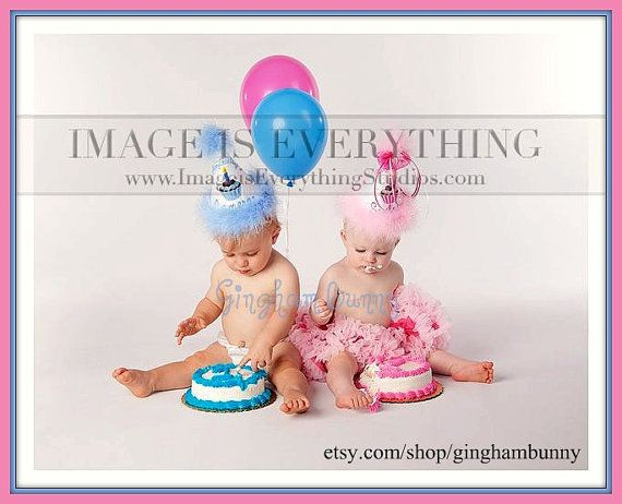 GORGEOUS  Cupcake First Birthday Hat You Choose by ginghambunny