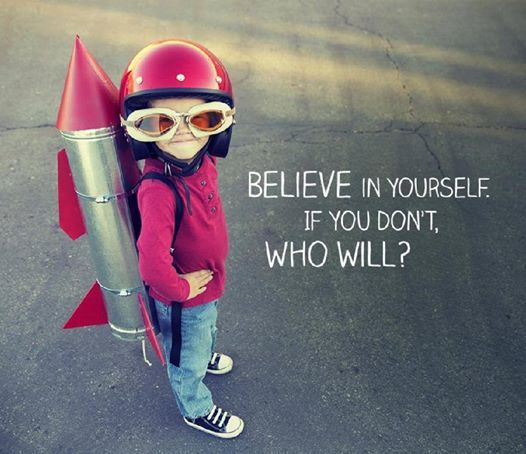 Always Believe In Your Self!! Have a Happy #August Ahead  www.womenpla.net