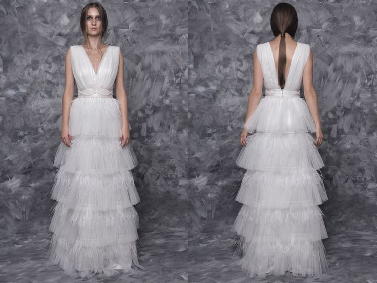 Alegra Ligia Mocan S/S 16 Bridal Collection