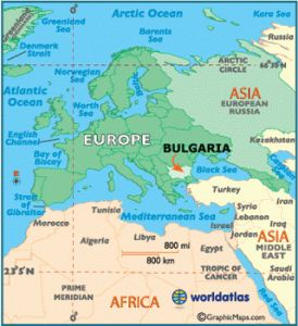 Bulgaria (681 AD) is a country located in Southeastern Europe. It is bordered by Romania to the north, Serbia and Macedonia to the west, Greece and Turkey to the south and the Black Sea to the east.Prehistoric cultures began developing on Bulgarian lands during the Neolithic period. Its ancient history saw the presence of the Thracians, and later the Greeks and Romans. The emergence of a unified Bulgarian state dates back to the establishment of the First Bulgarian Empire in 681 AD…