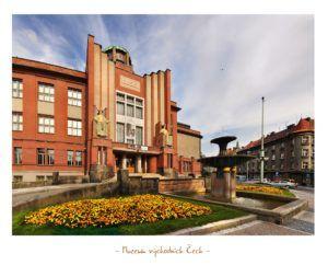 Hradec Králové Museum of East Bohemia - Hradec Králové, Oost Bohemen. Tsjechie. Must visit!