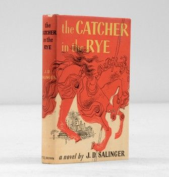 Catcher in the Rye, J.D. Salinger 87099 Olympia 2014