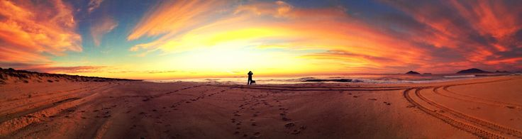 Hawks Nest Beach sunrise