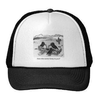 Does this taste funny to you? mesh hats