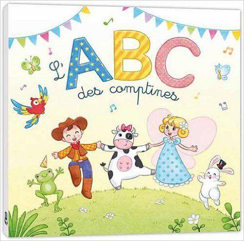 Amazon.fr - L'ABC des comptines - Laetitia Etienne, Pich - Livres