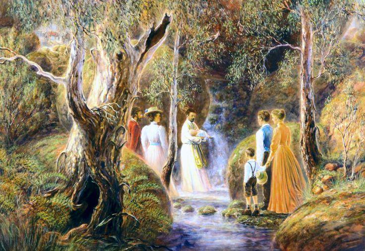 Пазл Крещение — собрать пазл онлайн