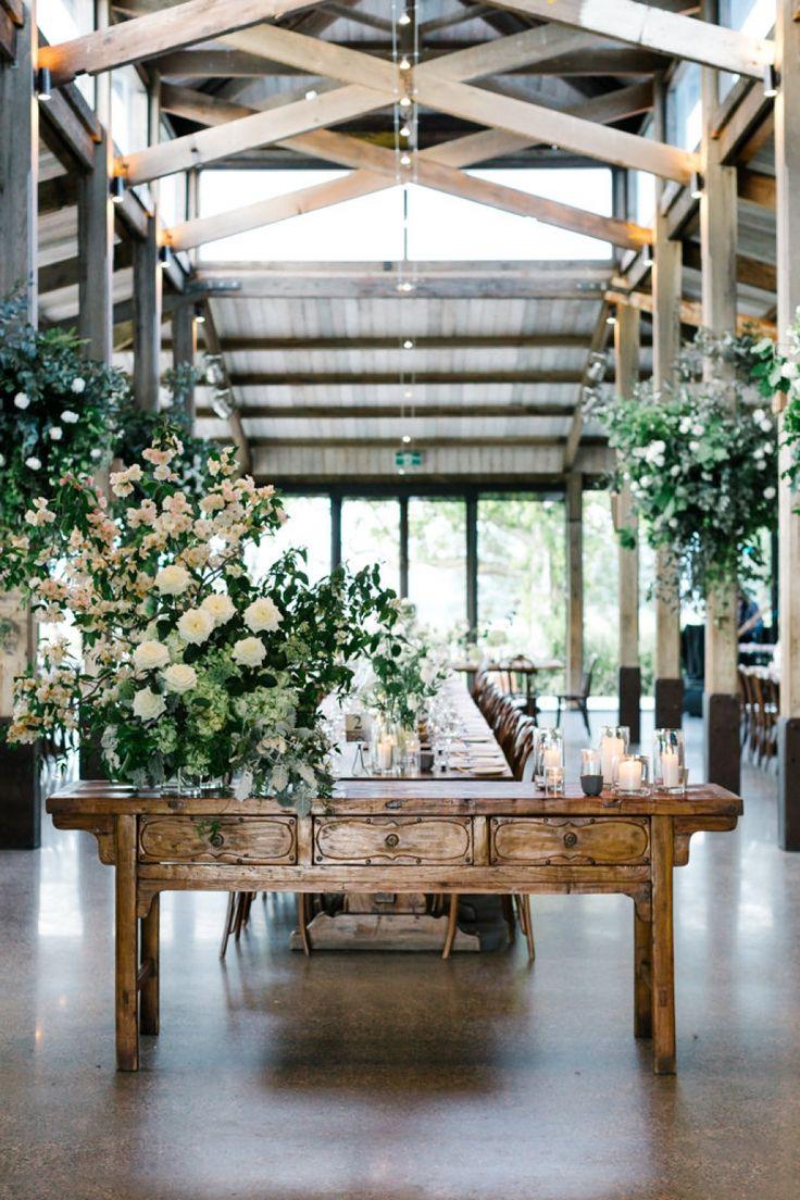 Real Wedding / A Chic Garden Soiree in Melbourne by Erin & Tara
