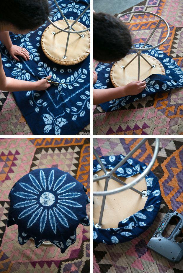 Jungalow-Indigo-Fabric-DIY-Process