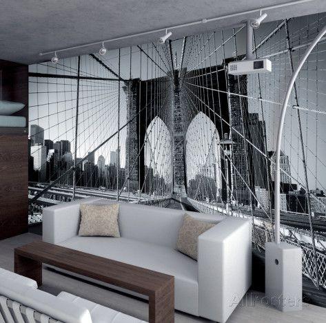 10+ beste ideeën over new york slaapkamer op pinterest, Deco ideeën