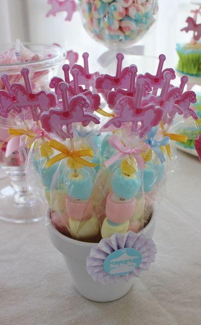 Carousel Birthday Party Ideas