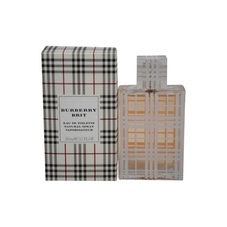Burberry Brit by Burberry Eau de Toilette Women's Spray Perfume - 1.7 fl oz