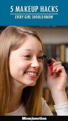 menina bonita no início da adolescência sem maquiagem #prommakeup