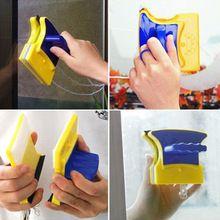 Новые Магнитные Window Cleaner Кисть для Мытья Окон Магнитная Щетка для Мытья Стекол Бытовые Чистящие Средства(China (Mainland))