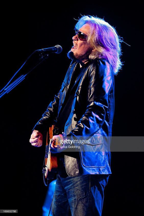 Daryl Hall of Hall & Oates performs at the Ryman Auditorium on June 2, 2013 in Nashville, Tennessee.