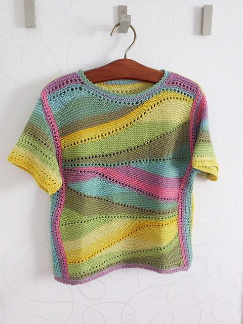 Ravelry: christa-l's Sommertraum Pullover