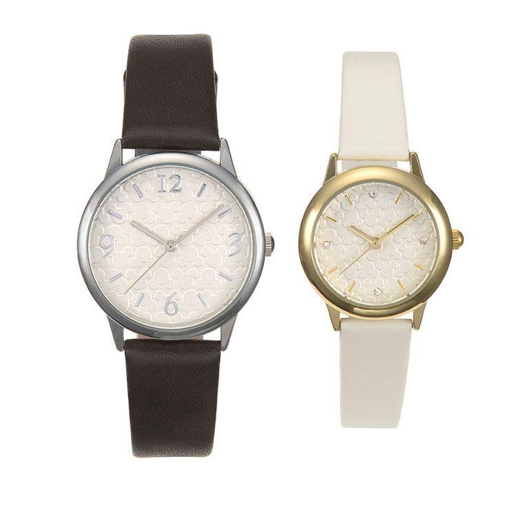 【公式】ディズニーストア|腕時計・ウォッチ ミッキー ペア: |ディズニーグッズ・ギフトの公式通販サイトDisneystore