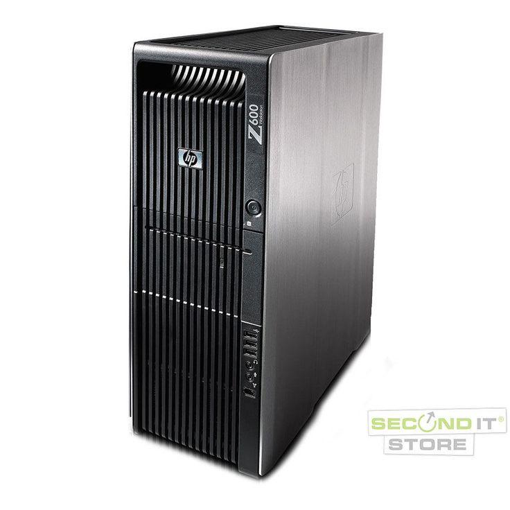 HP Z600 Workstation Intel Xeon Hexa-Core 6 x 2,8 GHz 8 GB RAM 300 GB SAS NVIDIA in Computer, Tablets & Netzwerk, Desktops & All-in-One-PCs, PC Desktops & All-in-Ones | eBay!