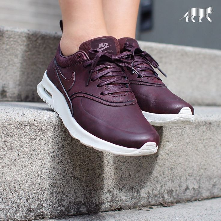 nike air max thea bordo
