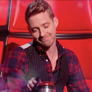 Aww, Ricky Wilson and his wee smiles ... ^_^