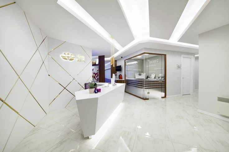 Lotus Dental clinic design