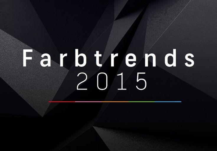 ... 2015 Farbtrends auf Pinterest Farbtrends, Trends und Frühjahr 2015