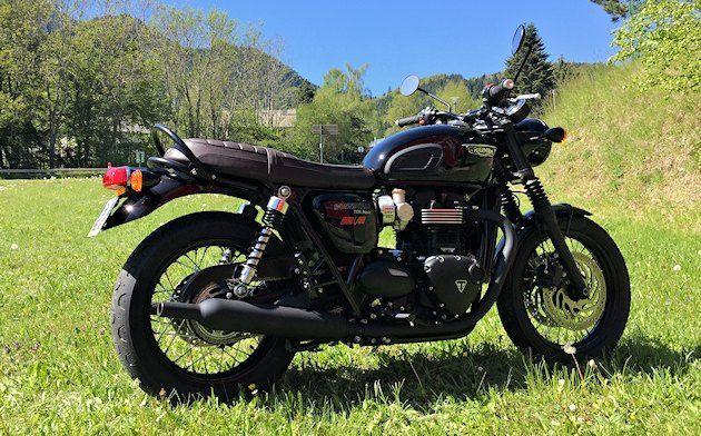 Triumph 1200 BONNEVILLE T 120 2016 - Essai moto - MOTOPLANETE