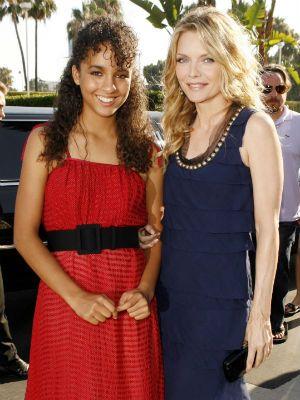 Michelle & daughter Claudia Rose