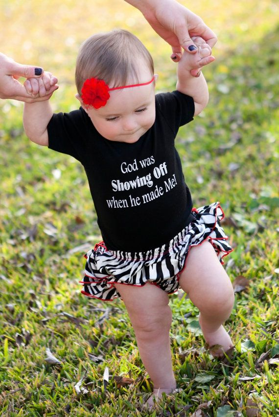 Hey, I found this really awesome Etsy listing at https://www.etsy.com/listing/158098842/christian-baby-onesie-god-onesie