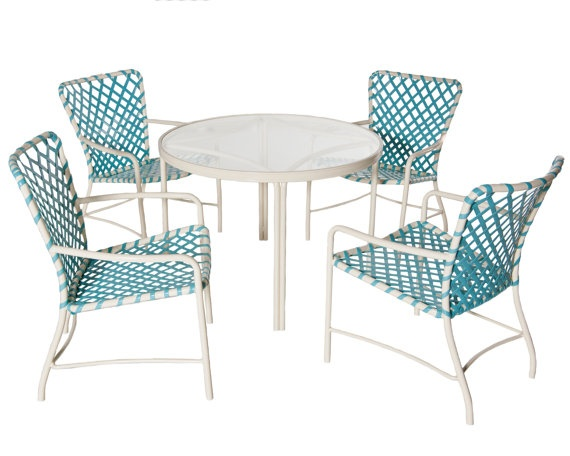 Wonderful Vintage Tamiami Brown Jordan Patio Furniture