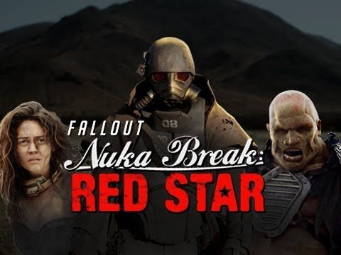 If you've played Fallout 3 or NV you should check this out it is awesome...Fallout: Nuka Break - Red Star [Fan Film] https://www.youtube.com/watch?v=np531fzqWAY