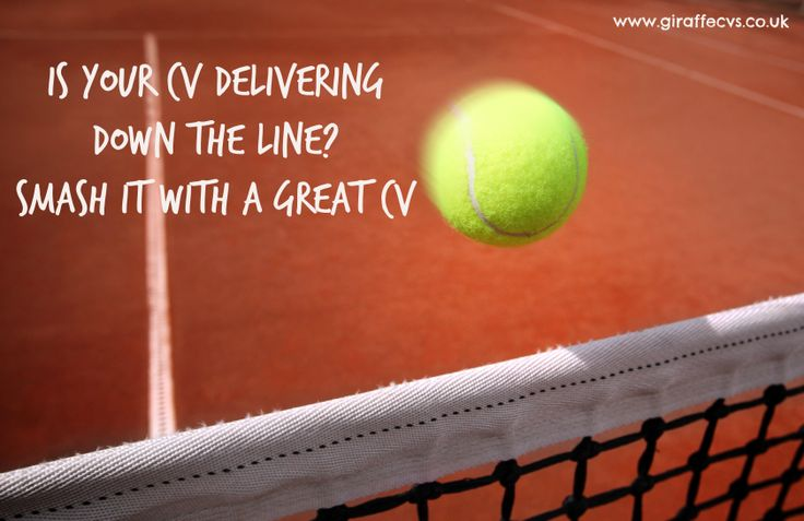 Is your #CV delivering down the line?