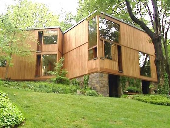 Fisher House, Louis Kahn