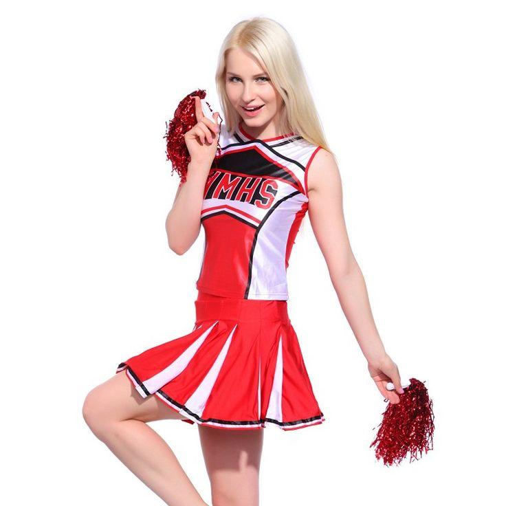 Cheerleader sexy uniform, nude sweet leah luv gif