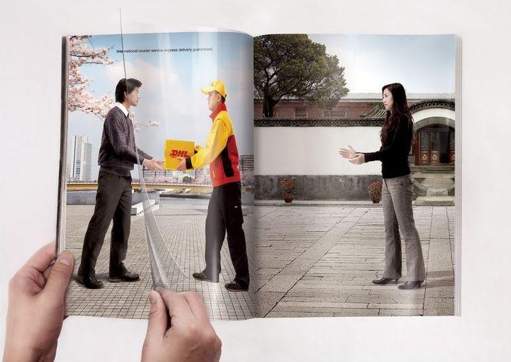 잡지 속 기발한 광고 모음 :: 트렌드바이트