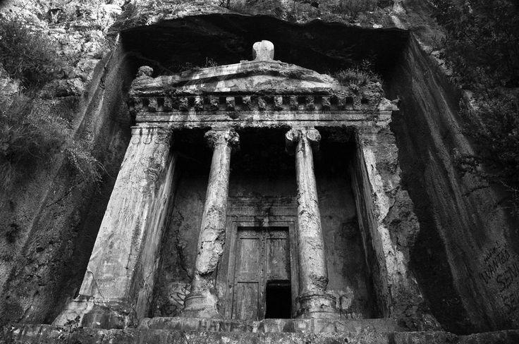Tomb of Amyntas, Fethiye