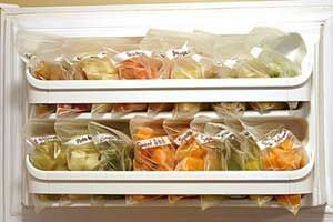Everything you want to know about freezing homemade baby food