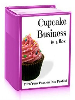 Cupcake Business In A Box How To Start Own Home Business Quickly Affordably Start