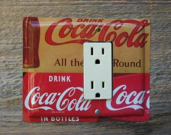 Popular Items For Coca Cola Decor On Etsy