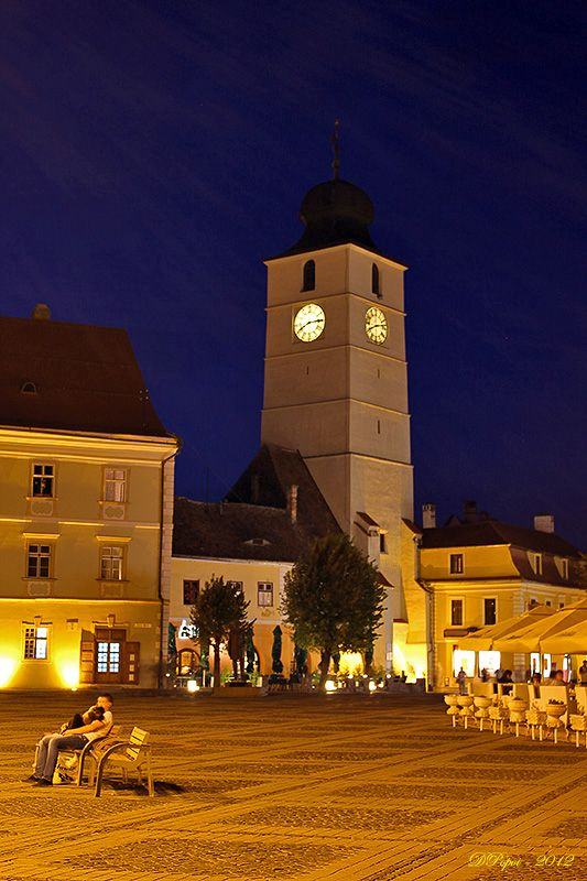 Sibiu,Romania *pssst..this place seems like 'Kota Tua' in Jakarta, Indonesia*