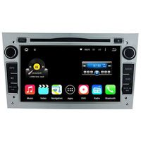 Silver Android 5.1.1 Car Radio for OPEL Astra(2007-2009) Antara(2006-11) Vectra (2005-2008) Corsa (2006-2011) Zafira (2005-2011)