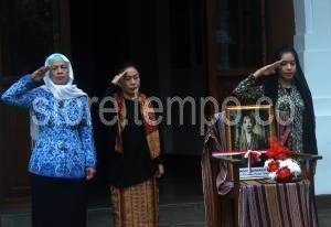 Peringatan Hari Lahir Inggit Garnasih di Bandung